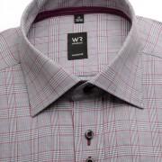 Bărbați cămașă slim fit Willsoor Londra 2095