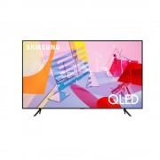 Телевизор Samsung QE43Q60T QLED HDR Smart TV, 4K, Bluetooth, 43 инча, Черен