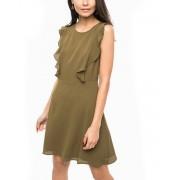 VERO MODA Ruffle Short Dress