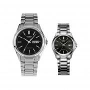 Pareja De Relojes Casio Modelos: MTP-1239D-1A & LTP-1183A-1A