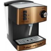 Espressor Cafea Samus Espressimo 15 Bar Dispozitiv Spumare 1.6L 850W Bronze Resigilat
