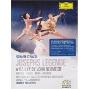 Video Delta Richard Strauss - Josephs Legende - A ballet by John Neumeier - DVD