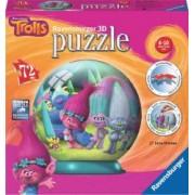 PUZZLE 3D TROLLS 72 PIESE Ravensburger