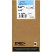 Epson T6535 Patron Light Cian 200ml (Eredeti) Stylus Pro 4900