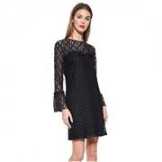 Desigual Femeile rochie Vest Isabel 17WWVWB0 2000 36