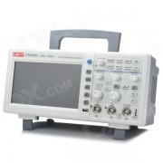 """UNI-T UTD2025CL 7.0 """"LCD 2-CH 25MHZ 250 ms / s Benchtop Osciloscopio de almacenamiento digital"""