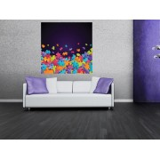 Tablou canvas abstract puzzle - cod C67