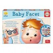 Puzzle Baby Faces 30 x 15 x 7 cm