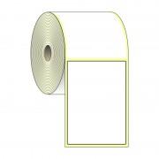 Etichette a trasferimento termico 150x213mm.