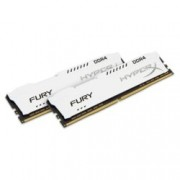 16GB (2X 8GB) DDR4 2666Mhz, Kingston HyperX Fury White HX426C16FW2K2/16, 1.2V