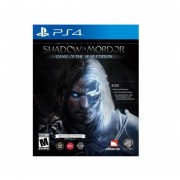 PS4 Juego Shadow Of Mordor GOTY Para PlayStation 4