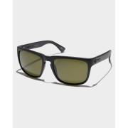 Electric Knoxville Polarised Sunglasses Matte Black Grey Polar