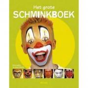 Het grote schminkboek - J. Berger
