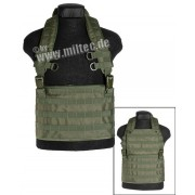 Kamizelka Chest Rigg Molle EXPANDABLE, oliv Mil-Tec