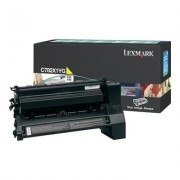 Lexmark - Extra High Yield - yellow - original - toner cartridge - LCCP, LRP