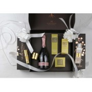 La Montina Franciacorta Set Lady Case Rose Demisec 0.75L