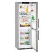 GARANTIE 4 ANI Combina frigorifica Liebherr, BluPerformance, clasa A+++, usi SmartSteel CNef 4315