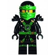 LEGO Ninjago Deepstone Minifigure - Lloyd Airjitzu with Armor and Swords 70751