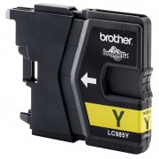 Brother Original Tintenpatrone LC-985Y, yellow