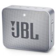Тонколона JBL GO 2, 1.0, 3W RMS, 3.5mm jack/Bluetooth, сива, до 5 часа работа, IPX7