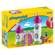 Playmobil 1.2.3, Castel cu turnuri