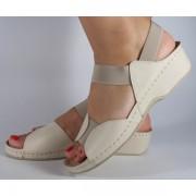 Sandale Mubb cu platforma