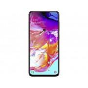 Samsung Galaxy A70 Smartphone 128 GB 6.7 inch (17 cm) Dual-SIM Android 9.0 32 Mpix, 8 Mpix, 5 Mpix Koraal