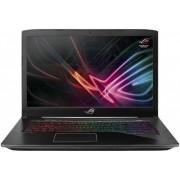 "Laptop Asus ROG GL703VD-GC003 (Procesor Intel® Core™ i7-7700HQ (6M Cache, up to 3.80 GHz), Kaby Lake, 17.3"" FHD, 8GB, 1TB HDD, nVidia GeForce GTX 1050 @4GB, Wireless AC, Endless OS, Negru)"