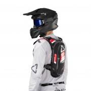Leatt Vloeistofsysteem Leatt GPX Race HF 2.0 Rood-Zwart - Zwart
