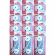 Pachet 12 bucati - Set dibluri Pentru fixare lavoar