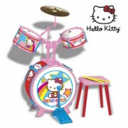 SET TOBE BATERIE HELLO KITTY REIG MUSICALES