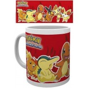 Intrafin Pokemon Fire Partners Mug