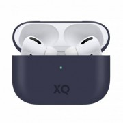 Xqisit Pouzdro na sluchátka AirPods Pro - Xqisit, Silicone Case Blue