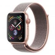 Apple Watch Series 4 GPS + Cellular 44mm Aluminio Dorado con Correa Loop Rosa