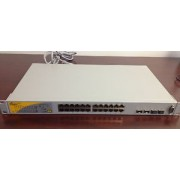 Allied Telesis AT-9000/24 Switch cu 24-10/100/1000 Base-T porturi plus 4 sloturi active SFP