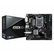 MB ASRock H310CM-ITX/AC, LGA 1151v2, mini ITX, 2x DDR4, Intel H310, DP, DVI-I, HDMI, WL, 36mj (90-MXB930-A0UAYZ)