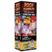 Rock Tumbler Refill Rough Gemstones Of Nine Varieties (1lb)
