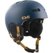 TSG Gravity Youth Satin Casque de ski (Night Blue)