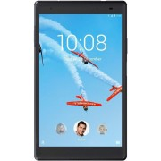 "Tableta Lenovo Tab 4 TB-8704F, Procesor Octa-Core 2.0GHz, IPS Capacitive touchscreen 8"", 4GB RAM, 64GB Flash, 8MP, Wi-Fi, Bluetooth, Android (Negru) + Cartela SIM Orange PrePay, 6 euro credit, 6 GB internet 4G, 2,000 minute nationale si internationale fix"