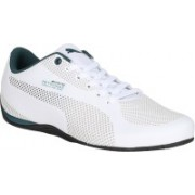 Puma MAMGP Mercedes Benz Drift Cat 5 Ultra Casuals For Men(White)