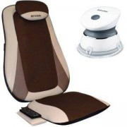 Масажна подложка Rexton CF-2508 + Мини уред за SPA масаж Beurer MG17
