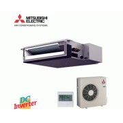 Duct Mitubishi Electric 18000 BTU inverter SEZ-KD50VAQ + SUZ-KA50VA4