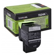 LEXMARK Cartridge for CS310dn/CS310n/CS410dn/CS410dtn/CS410n/CS510de/CS510dte - 4 000 pages, Black (70C2HK0)