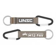 Halo 4 UNSC Warthog Key Chain by Crowded Coop