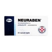 Pfizer Italia Srl Neuraben 100 Mg Capsule, 30 Capsule