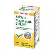 Walmark kalcium-magnézium-cink AKTÍV tabletta 100db