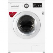 LG 6.5 Kg Front Loading Fully Automatic Washing Machine (FH0G6WDNL22)