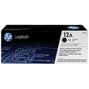 HP 12A Laserjet Black Print Cartridge