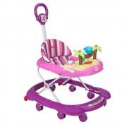 D´Bebé Andaderas para Bebes con Bastón Paradise varios colores (Color Rosa) D´Bebé D´Bebé DANDADERAPARADISE-ROSA