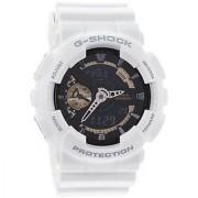 Casio Analog Black Round Watch - GA-110RG-7ADR (G398)